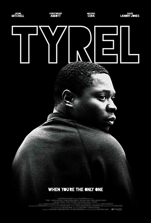 First Look at Electrifying Jason Mitchell as Tyrel