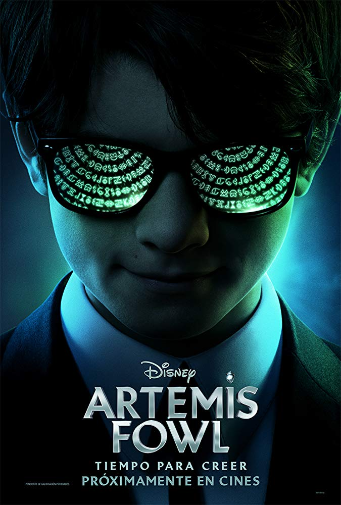 First Look at Disney's ARTEMIS FOWL Teaser Trailer