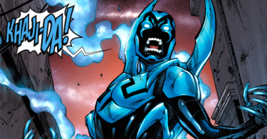 DCEU's First Latino Superhero Blue Beetle Movie in the Works