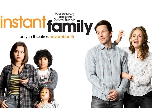 INSTANT FAMILY Screening GIVEAWAY: Multiple Cities