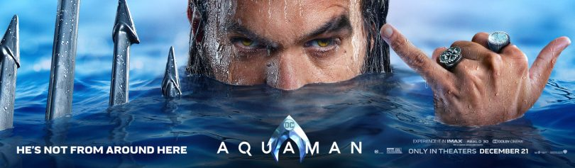 Aquaman Review: A Visually Stunning Roller Coaster Full of Action