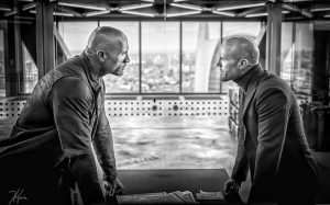 Hobbs and Shaw Get Official Title