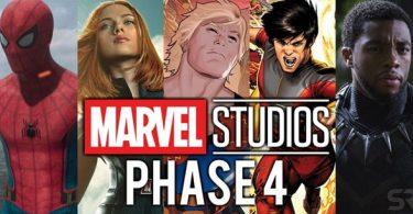 MCU Phase 4 Movies In Development