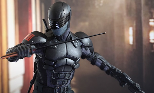 G.I. Joe: Snake Eyes Spinoff Gets Director & Release Date