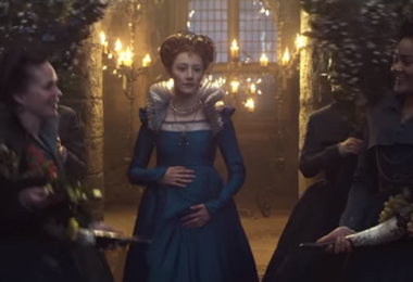 """Mary Queen of Scots' Saoirse Ronan Oral Sex Scene """"So Important"""""""