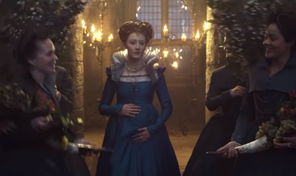 "Mary Queen of Scots' Saoirse Ronan Oral Sex Scene ""So Important"""