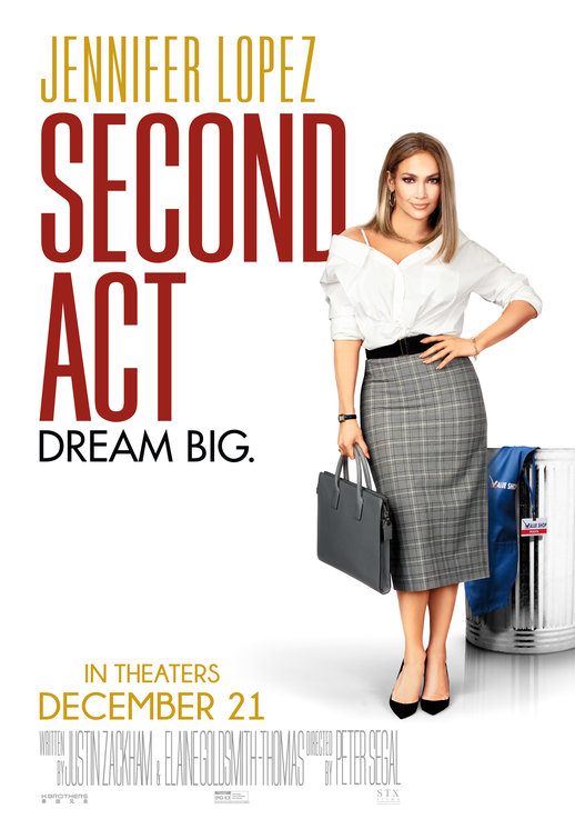 SECOND ACT Screening GIVEAWAY: Atlanta + Charlotte