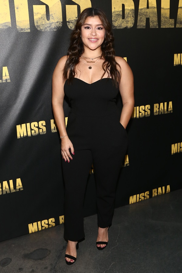 LatinX Representation In Entertainment Panel for MISS BALA