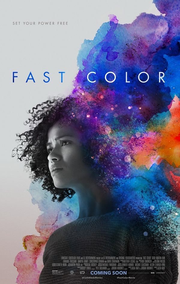 First Look at Gugu Mbatha-Raw in Fast Color Trailer