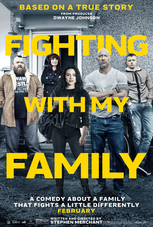 Fighting with My Family Trailer Packs The Punch