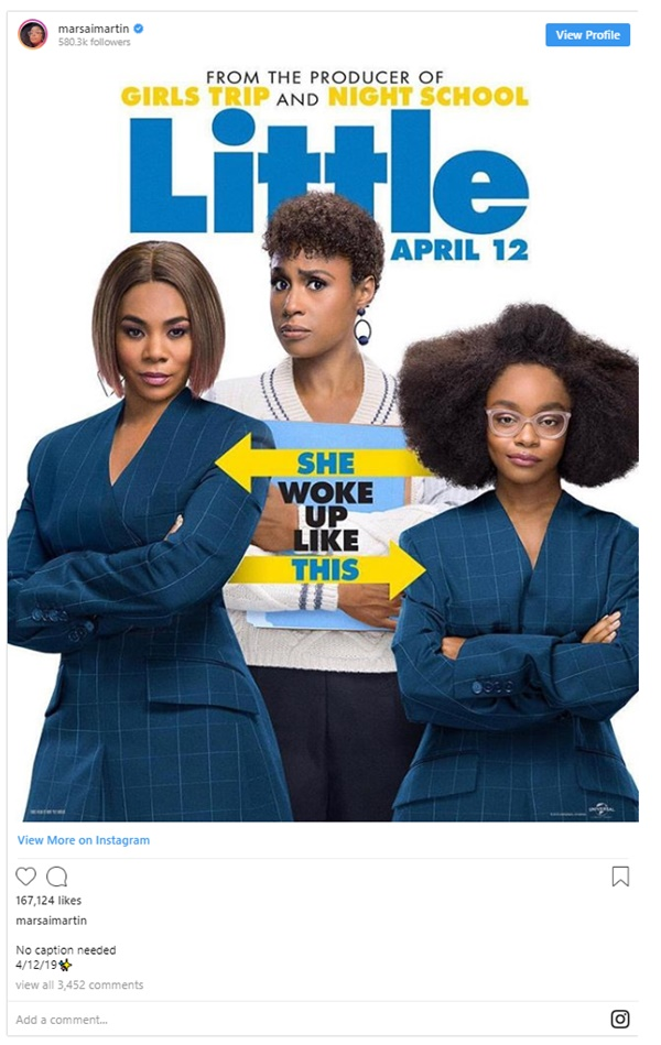 Black-ish Star Marsai Martin Becomes Youngest Executive Producer