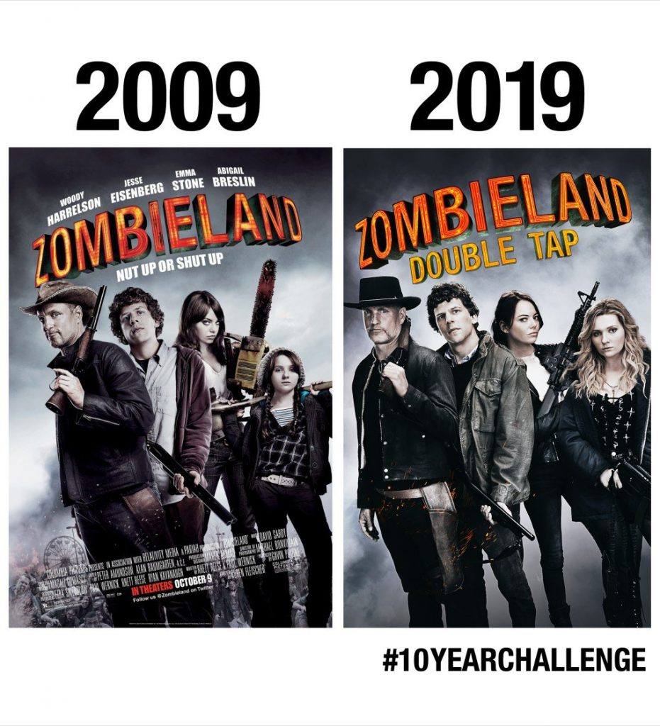 Zombieland 2 Gets Noteworthy Addition and Official Title