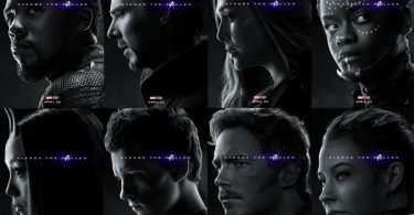 Avengers Engame Superheroes Dusted Posters