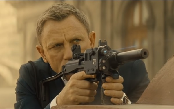 Bond 25 Filming Massive Action in Southern Italy