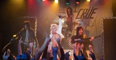 Motley Crue The Dirt Movie on Netflix Now