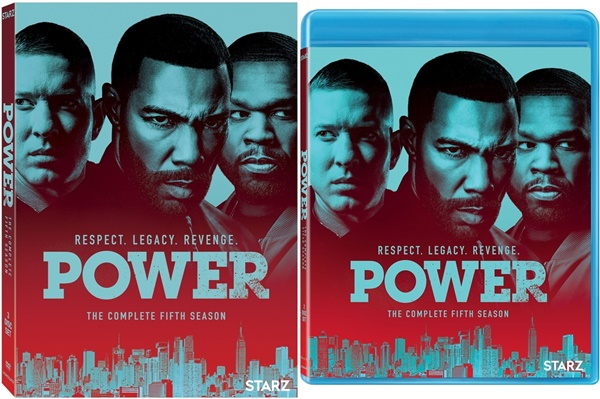 POWER Season 5 Coming to Bluray/DVD in May