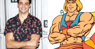 Noah Centineo is He-Man in Masters of the Universe Movie