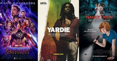 TRAILERS: Avengers: Endgame 2; Yardie; Nancy Drew