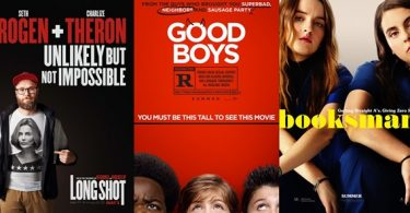 TRAILERS: Long Shot; Good Boys; Booksmart