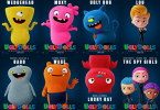STXfilms UGLYDOLLS Shows Unconventionality Rules