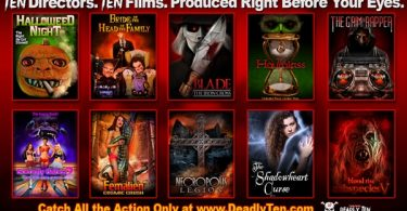 Full Moon Features Deadly Ten Streaming Spring 2020