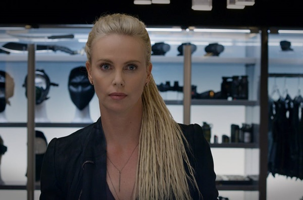 New Charlize Theron Fast and Furious spin-off in The Works