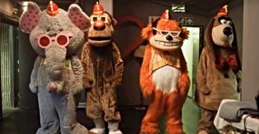 60's Kid Show The Banana Splits Gets Bloody Horror Twist