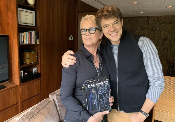 Blumhouse Is Teasing A 'Halloween' Sequel With Jamie Lee Curtis