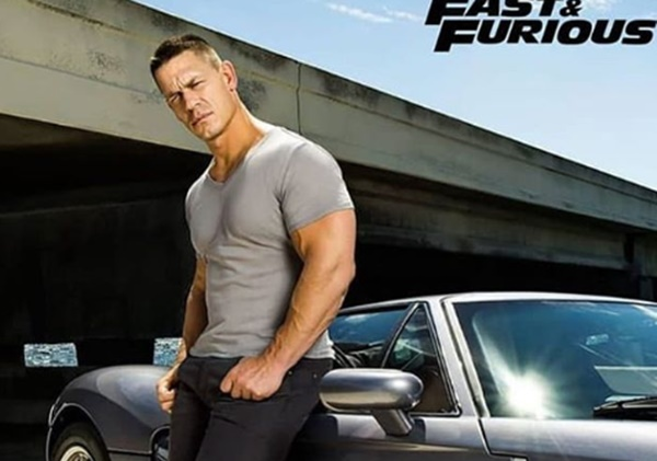 Fast and Furious 9: John Cena Officially In; The Rock Officially Out