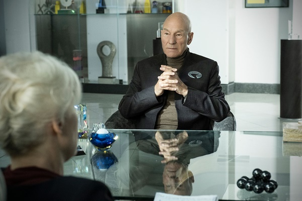 Star Trek: Picard: Jean-Luc Picard's New Frontiers