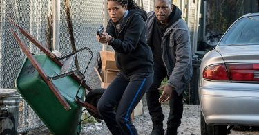 Naomie Harris Exposes Corrupt Cops In Black And Blue