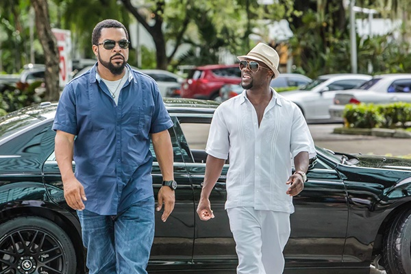 Ice Cube + Kevin Hart's Ride Along 3 In The Works