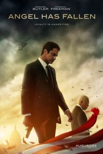 ANGEL HAS FALLEN Screening GIVEAWAY: Multiple Cities