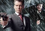 The Batman Wants Pierce Brosnan as Alfred Pennywise