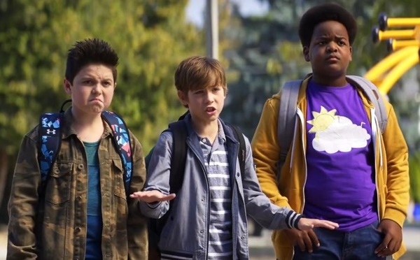 """Good Boys"" Number One At The Box Office"