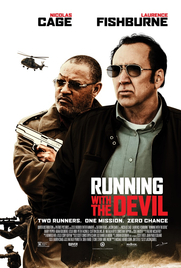 Nicolas Cage is Running with the Devil