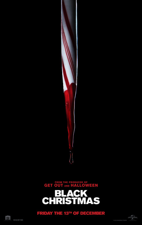Blumhouse + Universals Black Christmas is Ready to SLAY