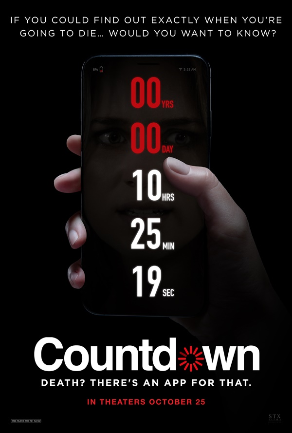 COUNTDOWN Trailer To Your Death Is Here