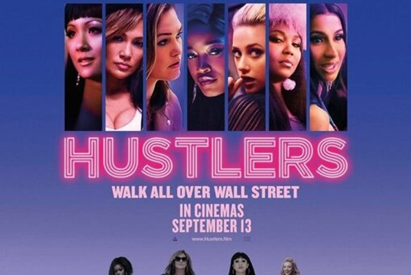 Jennifer Lopez HUSTLERS Arrives on Digital November 26