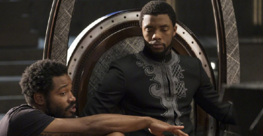 Ryan Coogler Currently Writing Black Panther 2