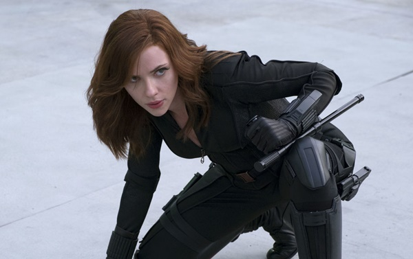 Scarlett Johansson Confirms Black Widow Is Dead