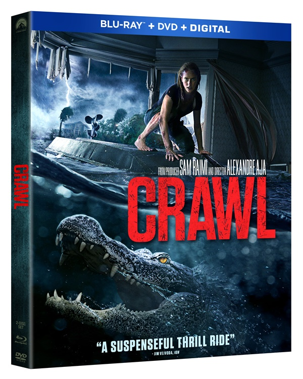 CRAWL Giveaway: Win a Copy on Blu-ray™ Combo Pack
