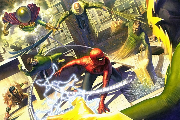 Peter Parker To Face Sinister Six In Spider-Man 4