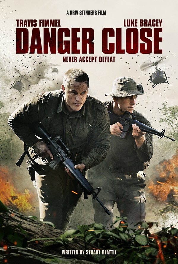 Danger Close Film Review: A Riveting Storytelling of The Heroic Battle