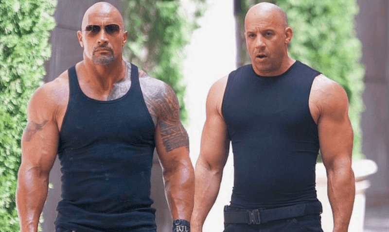 Inhumans Reboot Eyeing Vin Diesel + Dwayne Johnson As Black Bolt