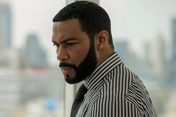 Omari Hardwick Thanks Power For His Time
