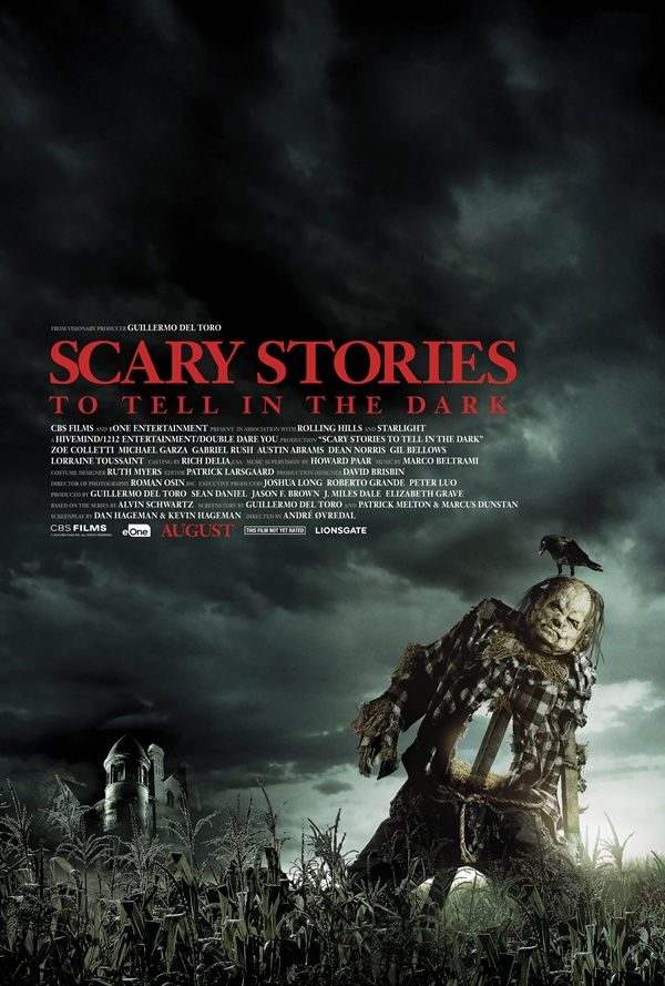 SCARY STORIES TO TELL IN THE DARK Giveaway: Win a Copy on DVD