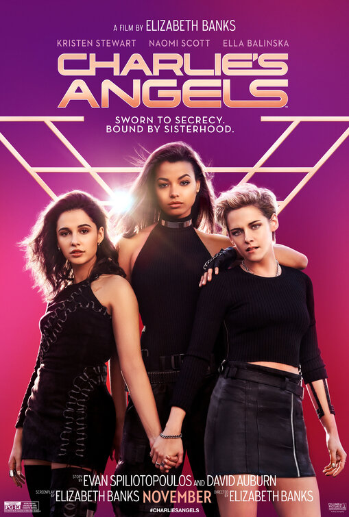 CHARLIE'S ANGELS Screening GIVEAWAY: Multiple Cities