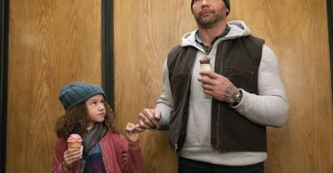 Dave Bautista 'My Spy' Trailer is Here