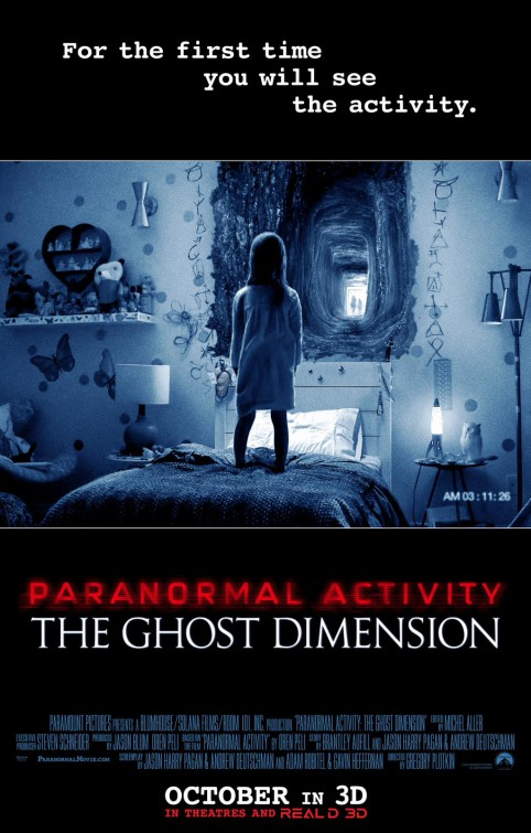 Paranormal Activity 7 Scares Up Spring 2021 Release Date